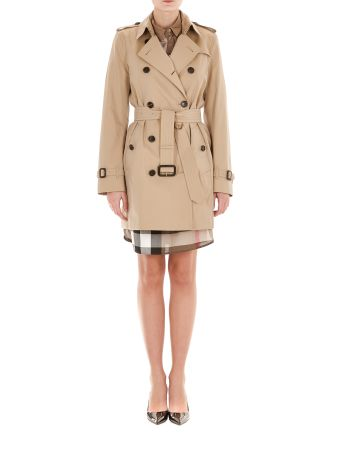 Burberry Medium Kensington Trench Coat