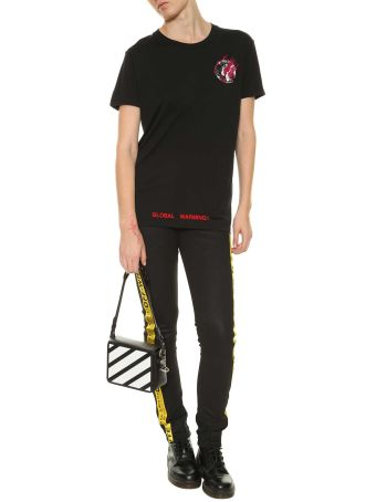 Off-white T-shirt World On