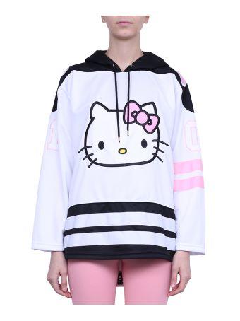 GCDS Hello Kitty Cotton Sweatshirt