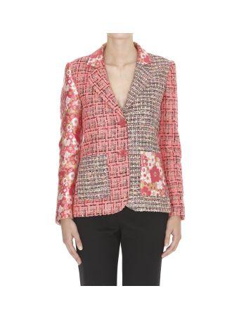 Boutique Moschino Pathwork Jacket