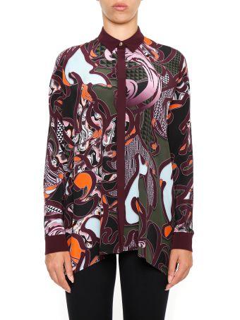 Baroccoflage Silk Shirt