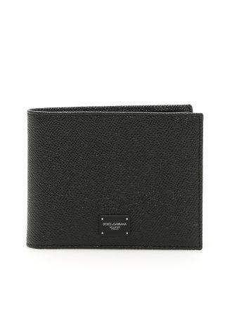 Dauphine Print Wallet