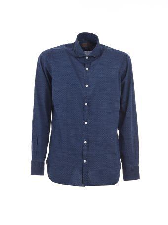 Barba Camicia Blu