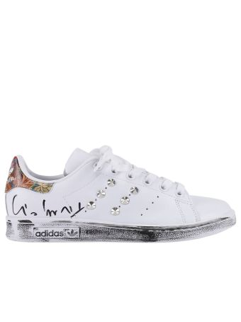 Sneakers Shoes Women Adidas Project Customize