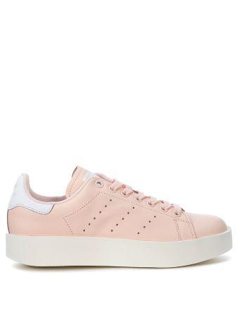 Sneaker Adidas Originals Stan Smith In Pelle Rosa