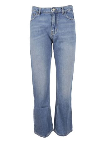 Kenzo Straight Leg Jeans