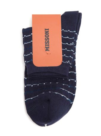 Missoni Multicolor Striped Socks