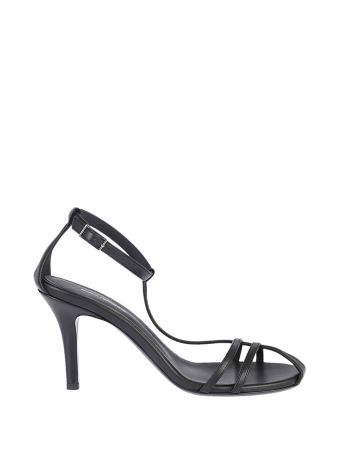 Paco Rabanne Buckled Sandals