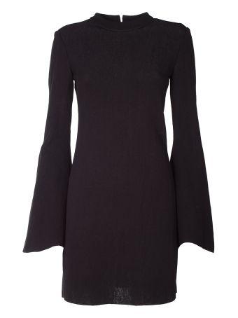 Ellery Duckie Flared-sleeves Tunic Dress