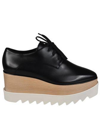 Stella Mccartney Elyse Platform Lace-up Shoes