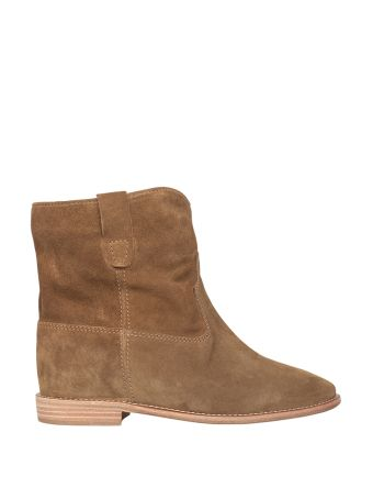 Isabel Marant Crisi Suede Boots