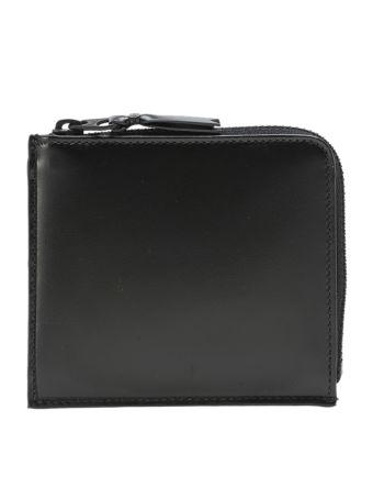 Comme Des Garçons Wallet 'classic Plain' Purse