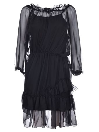 Federica Tosi Sheer Dress