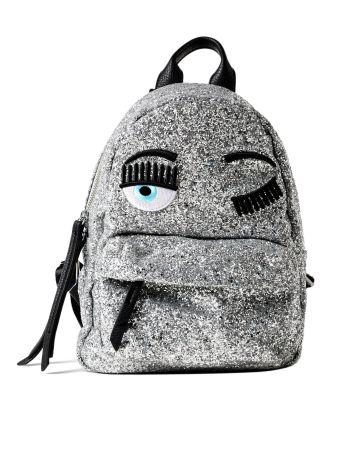 Chiara Ferragni Backpack Glitter