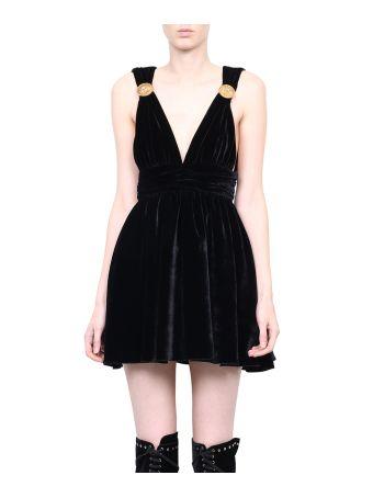 Fausto Puglisi Velvet Dress