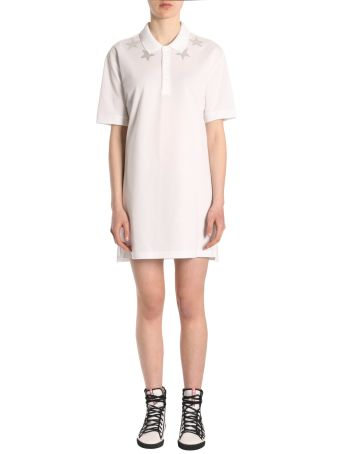 Cotton Piqué Polo Dress
