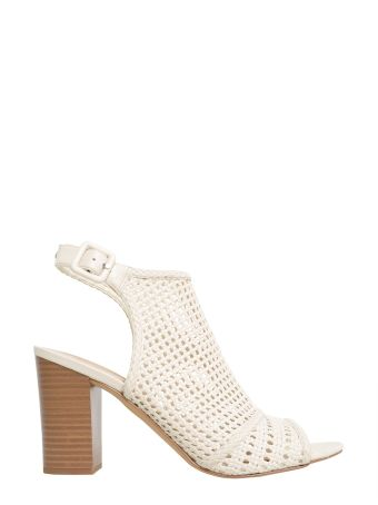 Evie Cut Out Ankle Boots