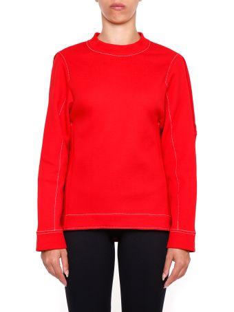 Double Jersey Sweatshirt