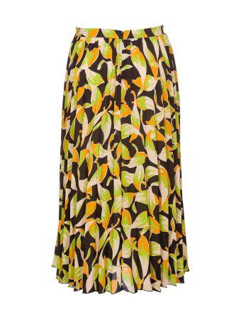 N.21 Nº21 Printed Skirt