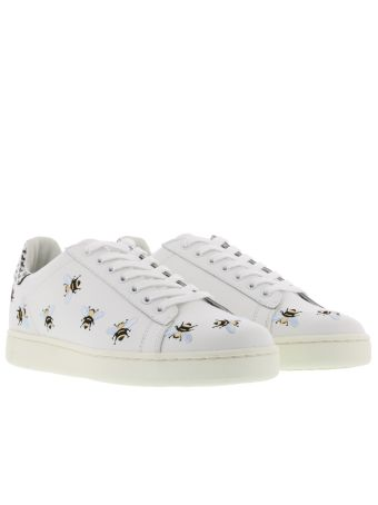 M.o.a. All Over Bees Sneakers