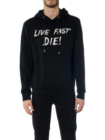 McQ Alexander McQueen Live Fast Die Hoodie