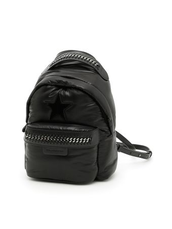 Nylon Mini Falabella Backpack