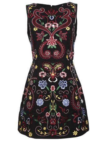 Alice + Olivia Floral Dress