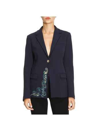 Blazer Blazer Women Versace Collection