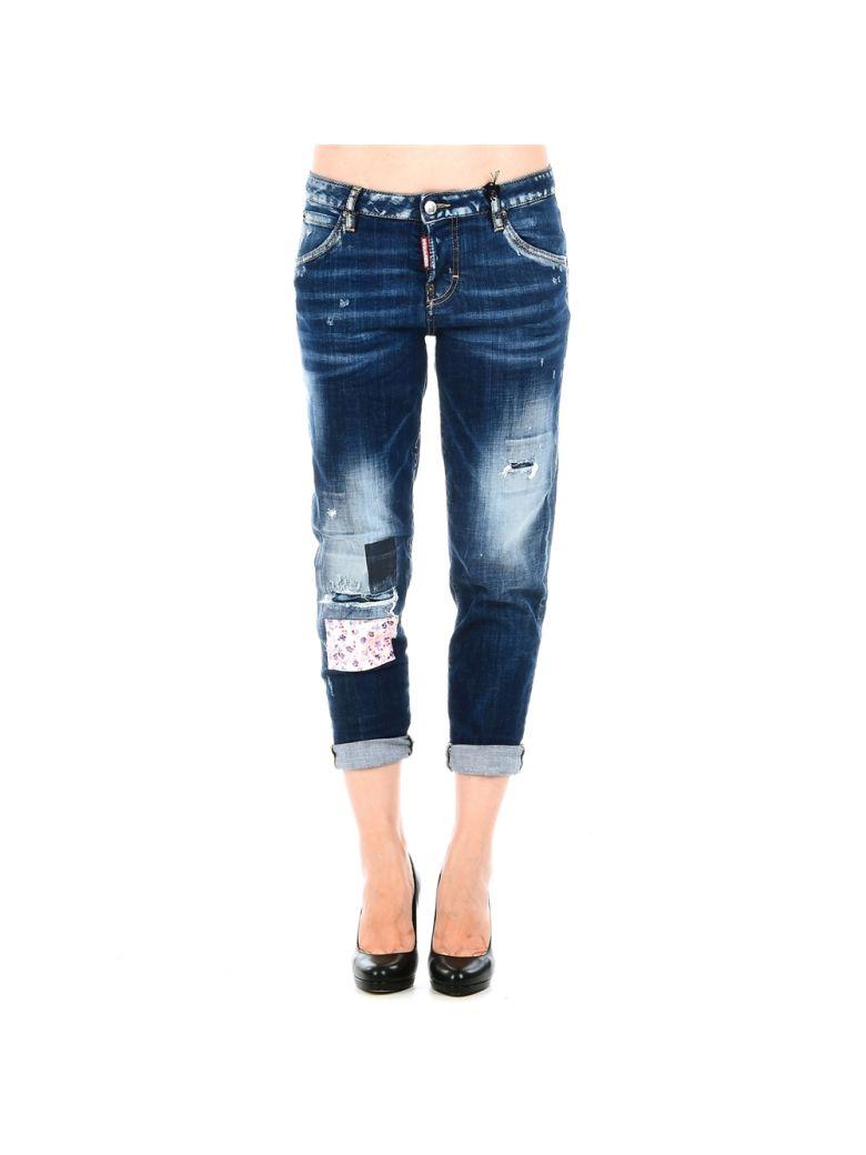 dsquared2 dsquared jeans women 39 s jeans italist. Black Bedroom Furniture Sets. Home Design Ideas