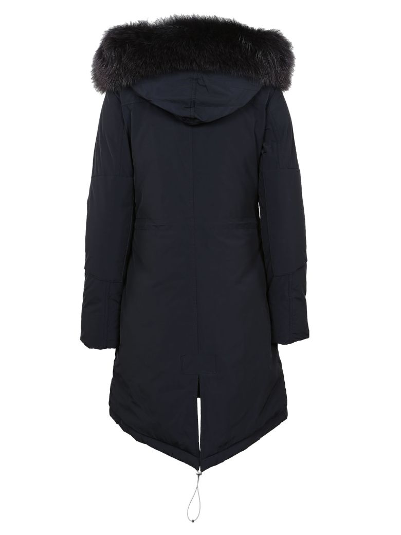 Woolrich Fur Collar