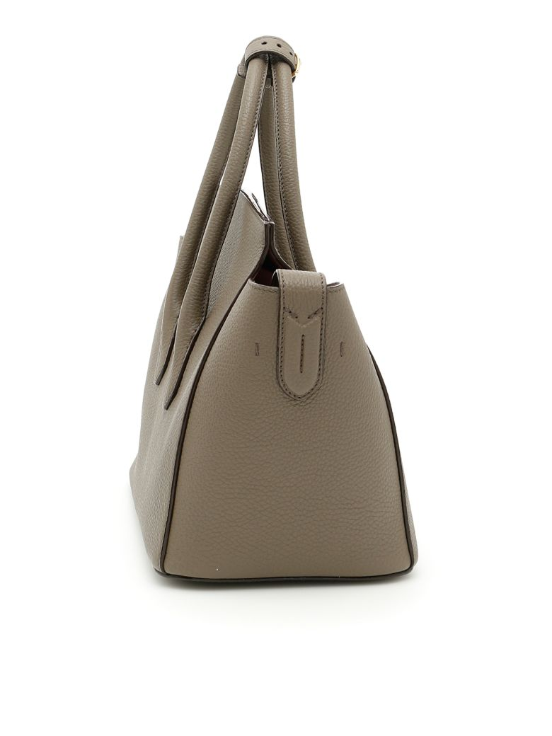 BALLY Medium Sommet Bag in Gray
