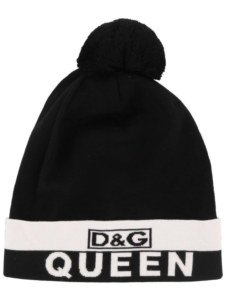 DOLCE & GABBANA Dolce & Gabbana Wool Hat
