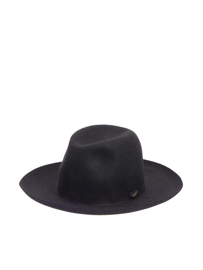 Borsalino Borsalino Brimmed Felt Large Hat