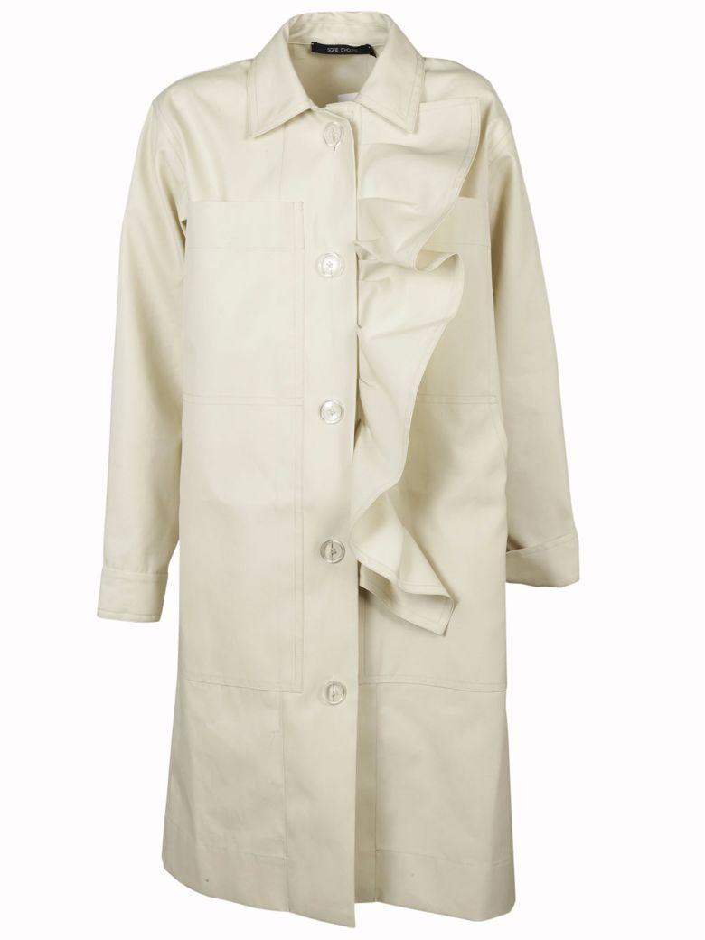 Sofie D'hoore Sofie D'Hoore Ruffled Coat