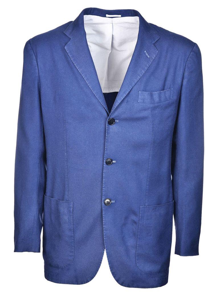 Kiton - Kiton Single Breasted Jacket