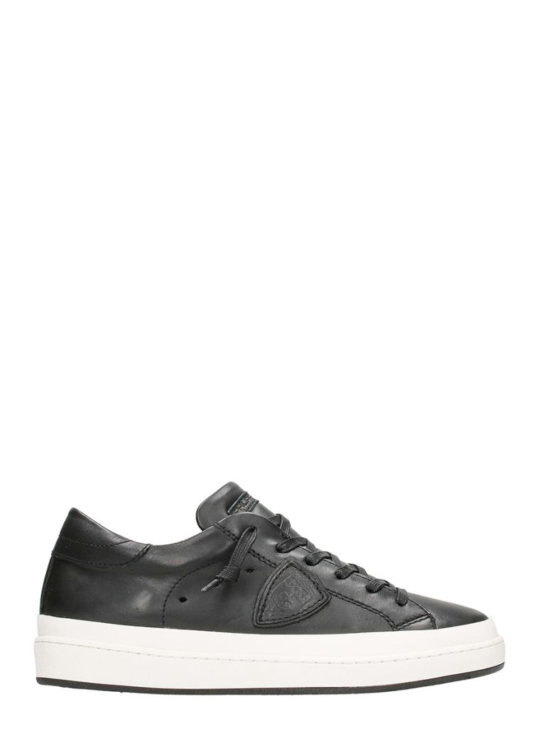Philippe Model  OPERA BLACK SNEAKERS