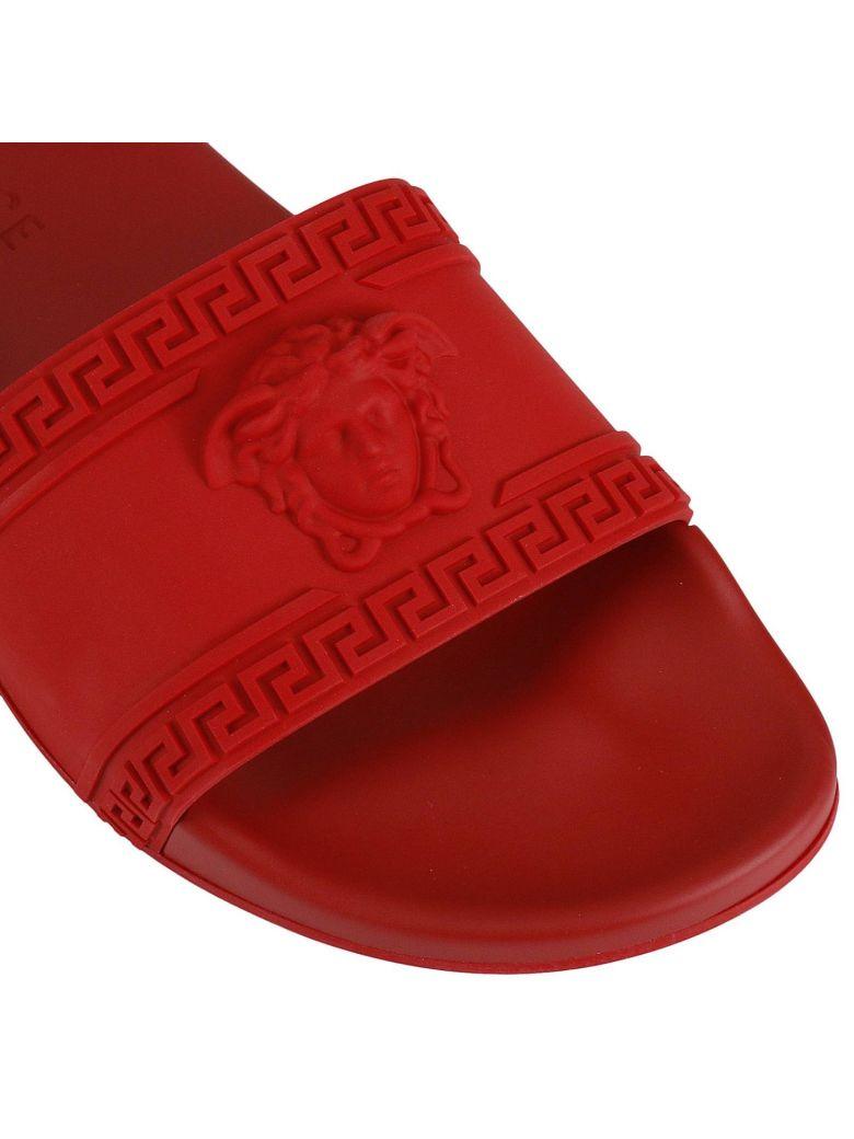 42005a3607e4c Versace - Sandals Shoes Men Versace - red