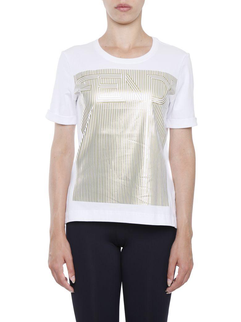 FENDI Stripy T-shirt