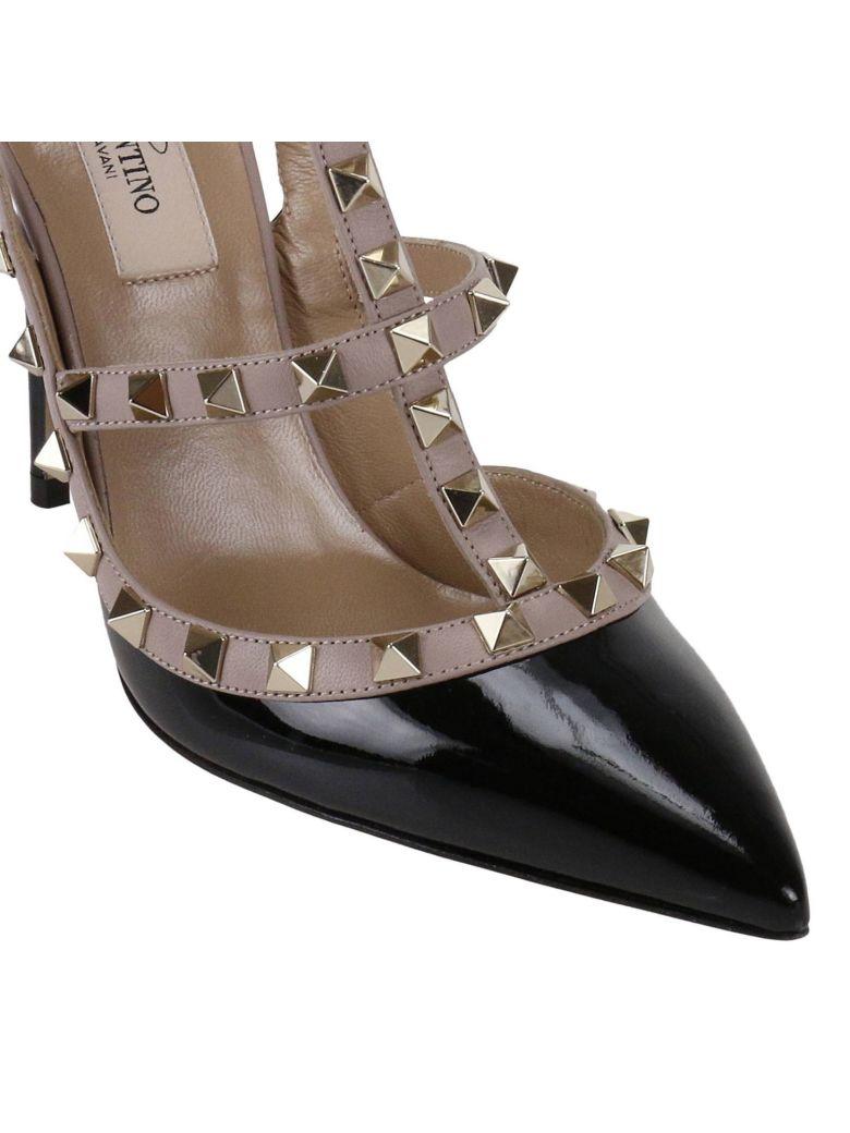 Valentino Garavani - Pumps Shoes Women Valentino Garavani - black, Women's High-heeled shoes ...