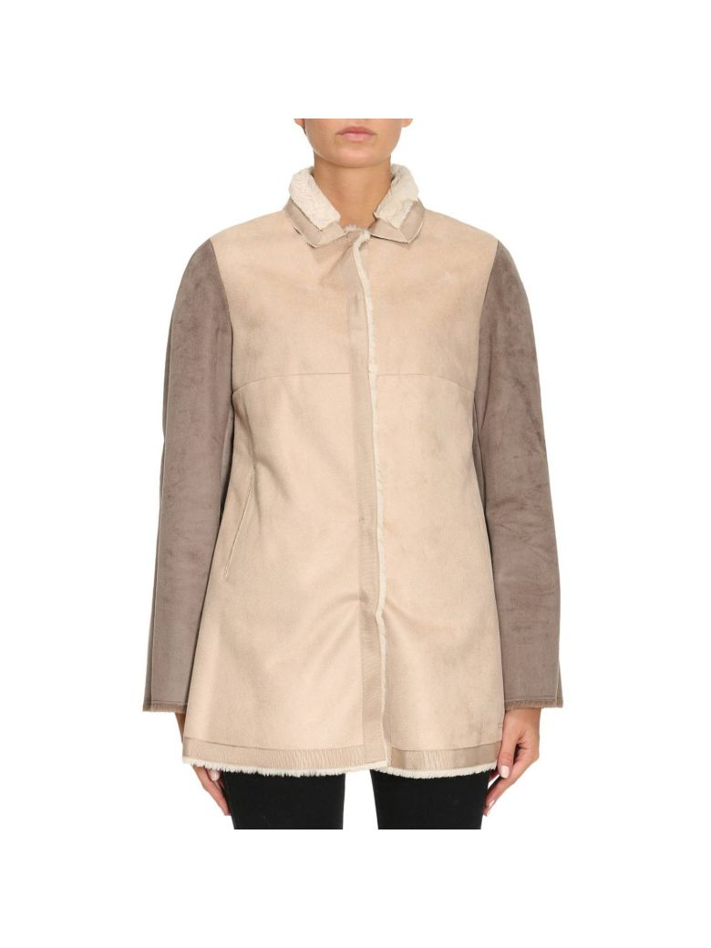 Armani Jeans Coat Coat Women Armani Jeans
