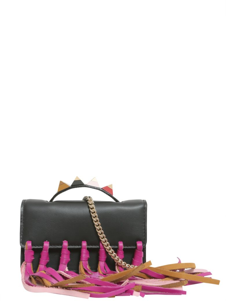 "Salar Mini ""zoe Rainbow"" Bag"