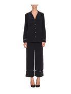 Equipment Silk Pajama Suit