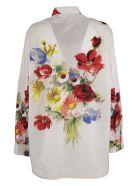 Celine Floral Print Shirt