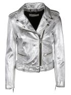 Golden Goose Chiodo Metallic Jacket