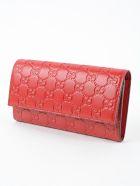 Gucci Signature Continental Wallet