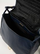 Prada Vit.daino Shoulder Bag