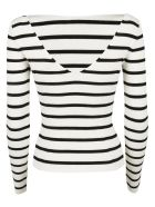 Theory Striped Jumper