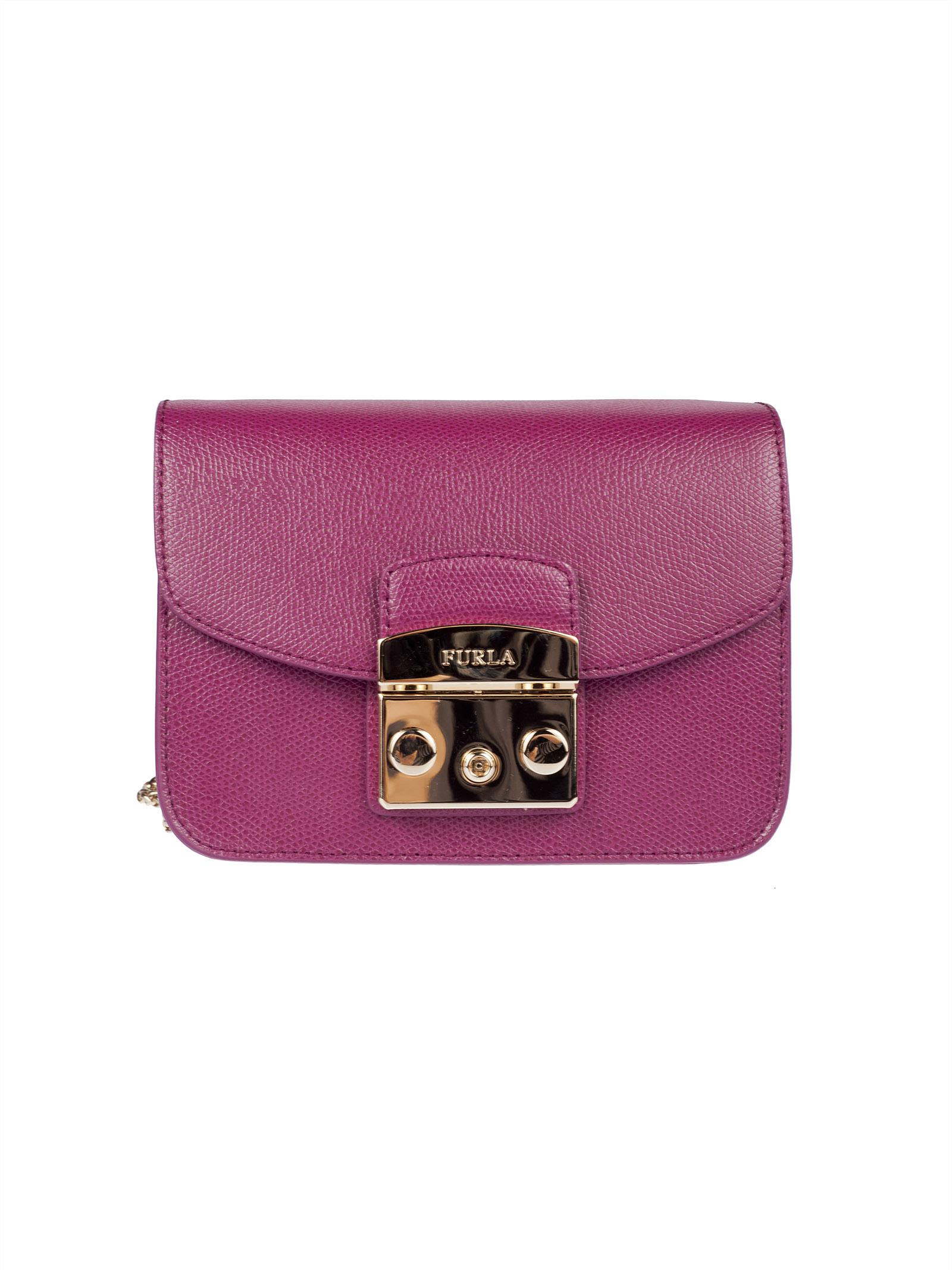 Metropolis crossbody bag - Pink & Purple Furla Buy Cheap Best Prices Big Sale Cheap Online Wide Range Of Cheap Online Cheap New Styles With Mastercard Online mbpwMyhJL