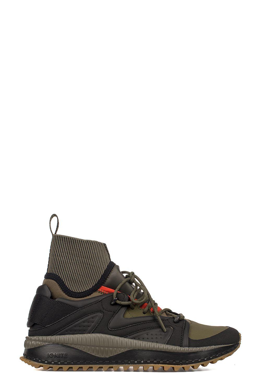 Tsugi Vert-noir Kori Chaussures De Sport High-top 3u6IJH01fE
