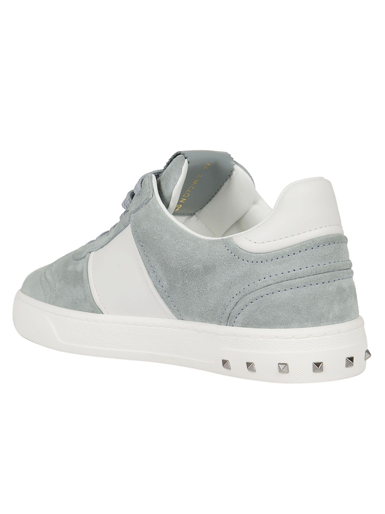 Valentino Garavani - Valentino Garavani Flycrew Sneakers - Grey, Women's Sneakers | Italist
